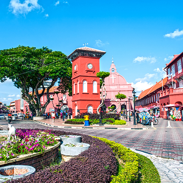 The Historical City of Melaka