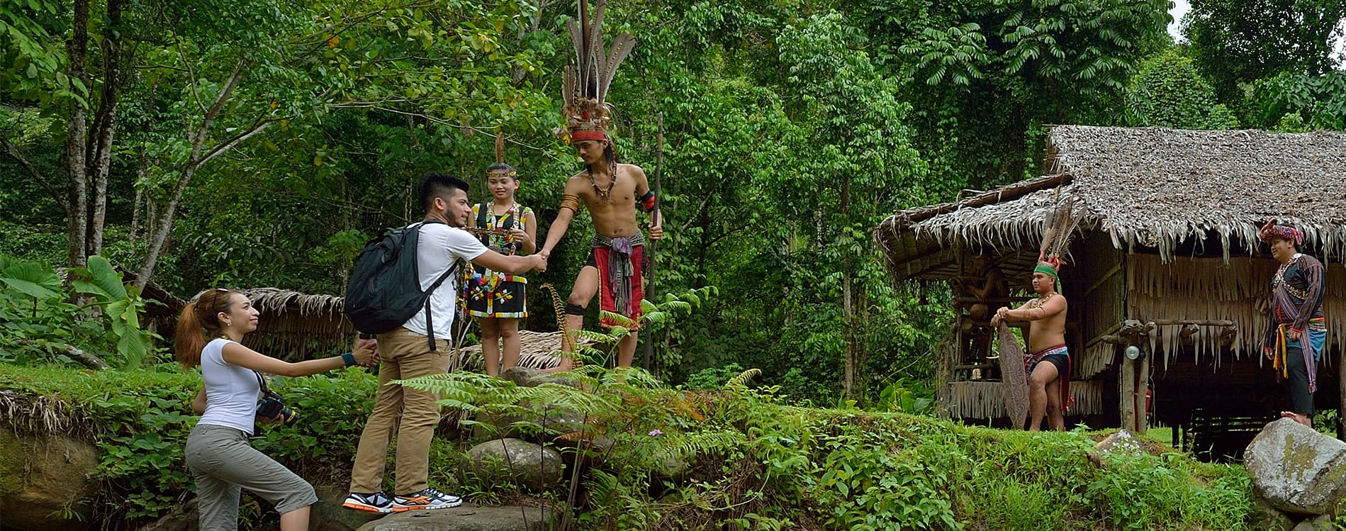 A Cultural Excursion in Sabah